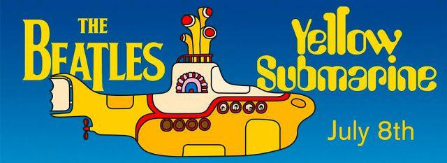 UN DIA EN LA VIDA DE LOS BEATLES: Yellow Submarine, EL REESTRENO