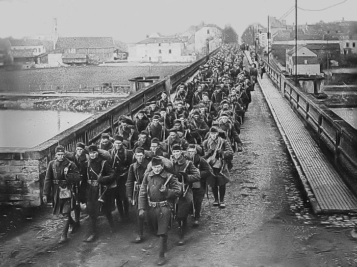 The end of World War 1 left many nations unhappy. Defeated people's, such as the Germans, felt humiliated. They resented losing territory and making war payments. Even people in winning nations, such as Italy and Japan, felt that they did not get enough land for the sacrifices they had made. When economic troubles came, frustration and fear added to this anger.