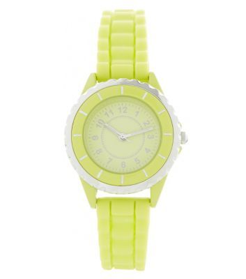 Lime Green Mini Sports Watch