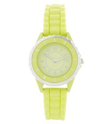 Lime Green Mini Sports Watch