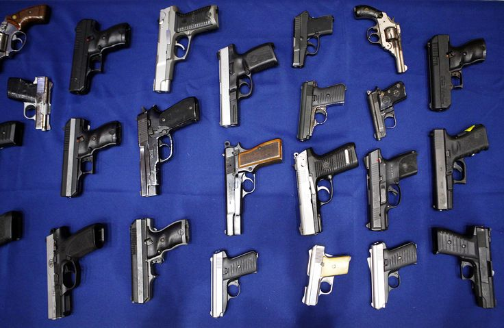 A Stanford scholar found that states with concealed carry laws actually experience increases in violent crime.