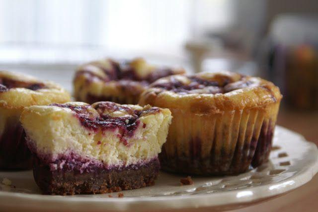 Recepten  - DoorEten : Cheesecakejes met frambozen en bosbes - met Beekers Berries zachtfruit