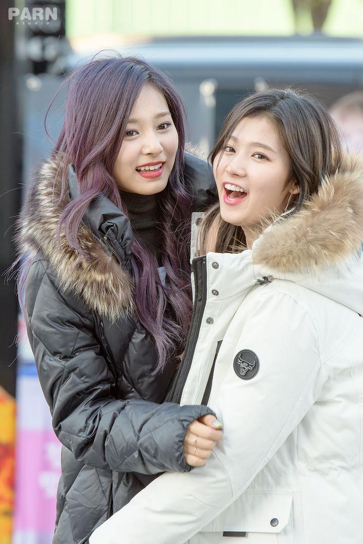 Tzuyu and Sana