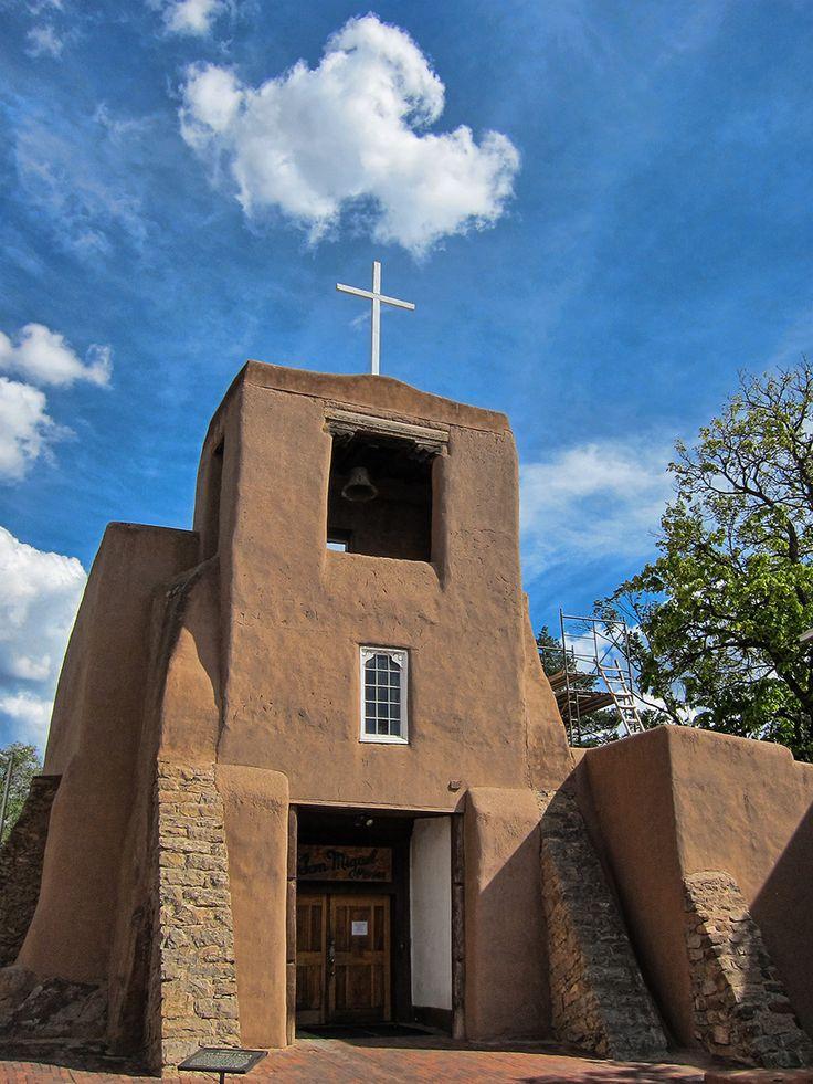 San Miguel Mission of Santa Fe