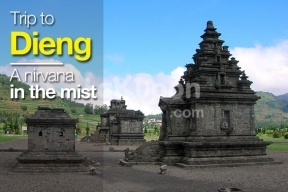 Travel : 3D2N the Best Adventure Trip to Dieng Only Rp 659.000 by. LaKupon.com