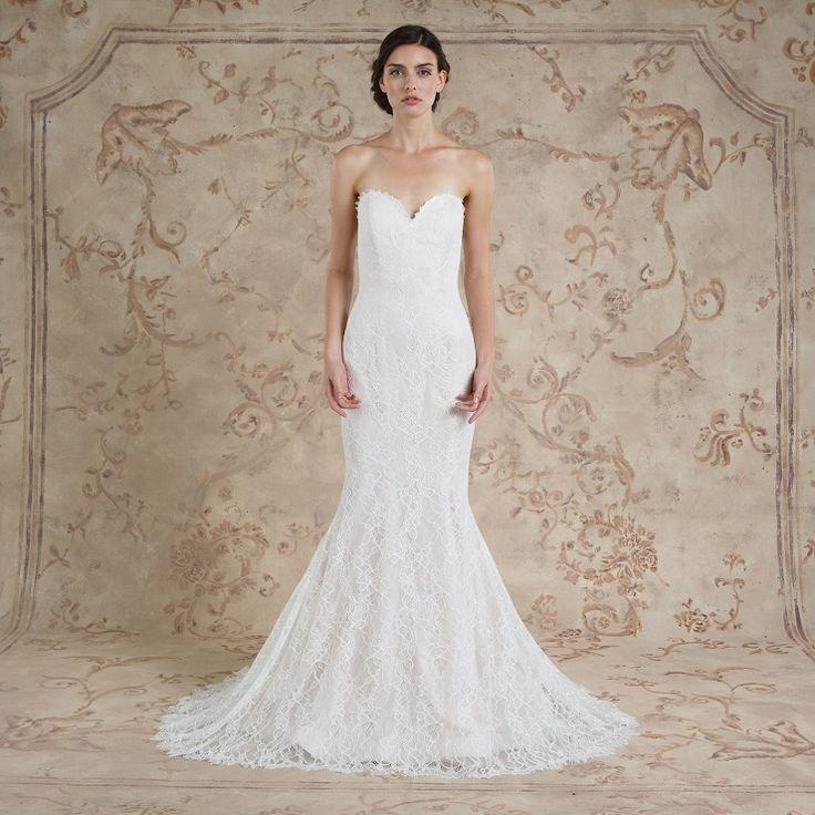 Ava : Sareh Nouri fall 2016 wedding dress   itakeyou.co.uk: