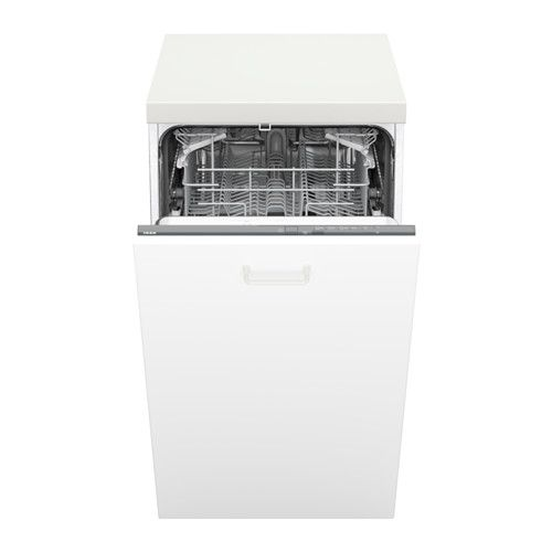 MEDELSTOR Integrated dishwasher IKEA 5 year guarantee. Read about the terms in the guarantee brochure.