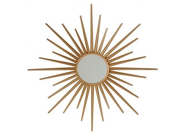 Alinea miroir soleil vintage