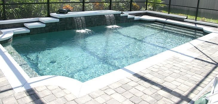 39 Best Pool Images On Pinterest Backyard Ideas Garden Ideas And Swiming Pool