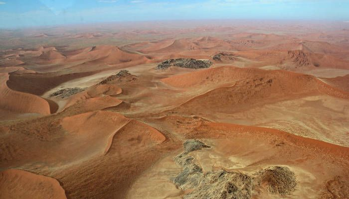 Pustynia Namib, Namibia