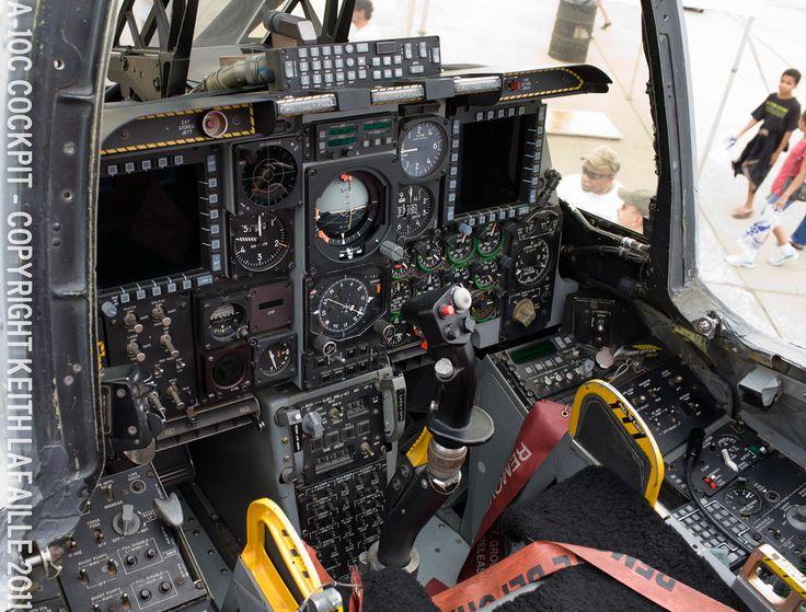 A-10C | 10C Cockpit (1 of 26).jpg | A-10 Thunderbolt II ...