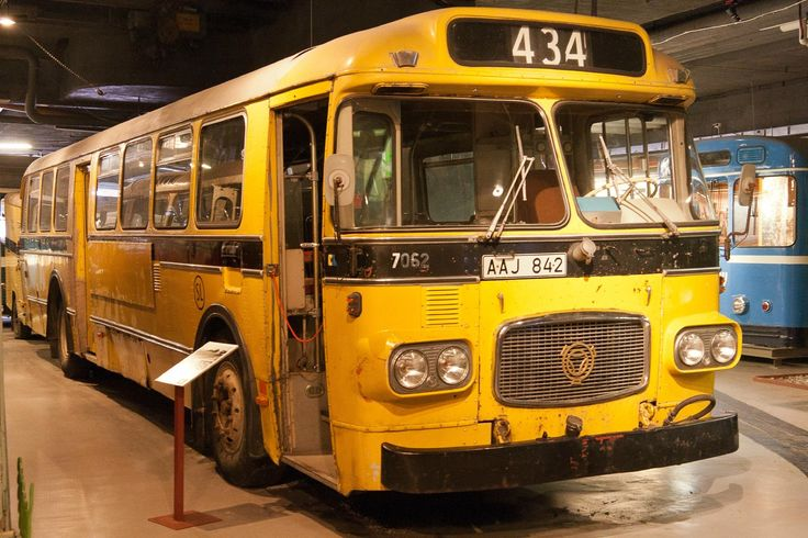 Stockholm Transport Museum (Sparvagsmuseet) (great for kids) - Sweden