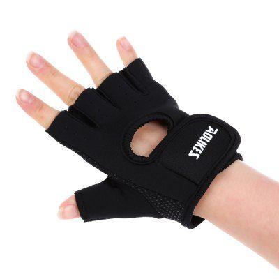 1 Pair Aolikes Sport Half Gloves #women, #men, #hats, #watches, #belts, #fashion