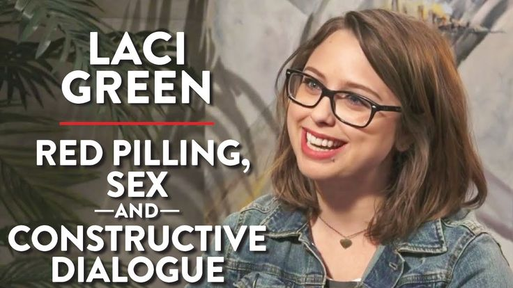 Laci Green LIVE: Red Pilling, Sex, and Constructive Dialogue