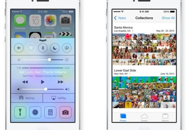 Apple's iOS 7 redesigns nearly every nook and cranny, from the home page to the camera app. via @CNET