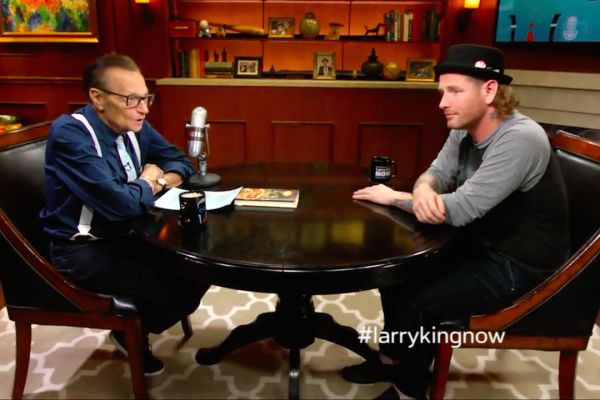 See what Corey Taylor thinks on a plethora of topics including Kid Rock, President Trump and more.