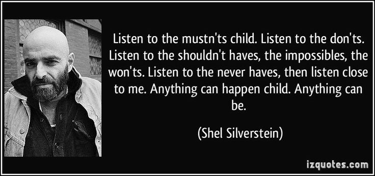 The Voice By Shel Silverstein: Best 25+ Silverstein Ideas On Pinterest
