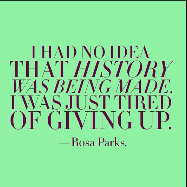 "rosa parks inspirational essay Oprah winfrey eulogy for rosa parks essay ""without that inspiration, after being raped at age 9 and having a baby at age 14."