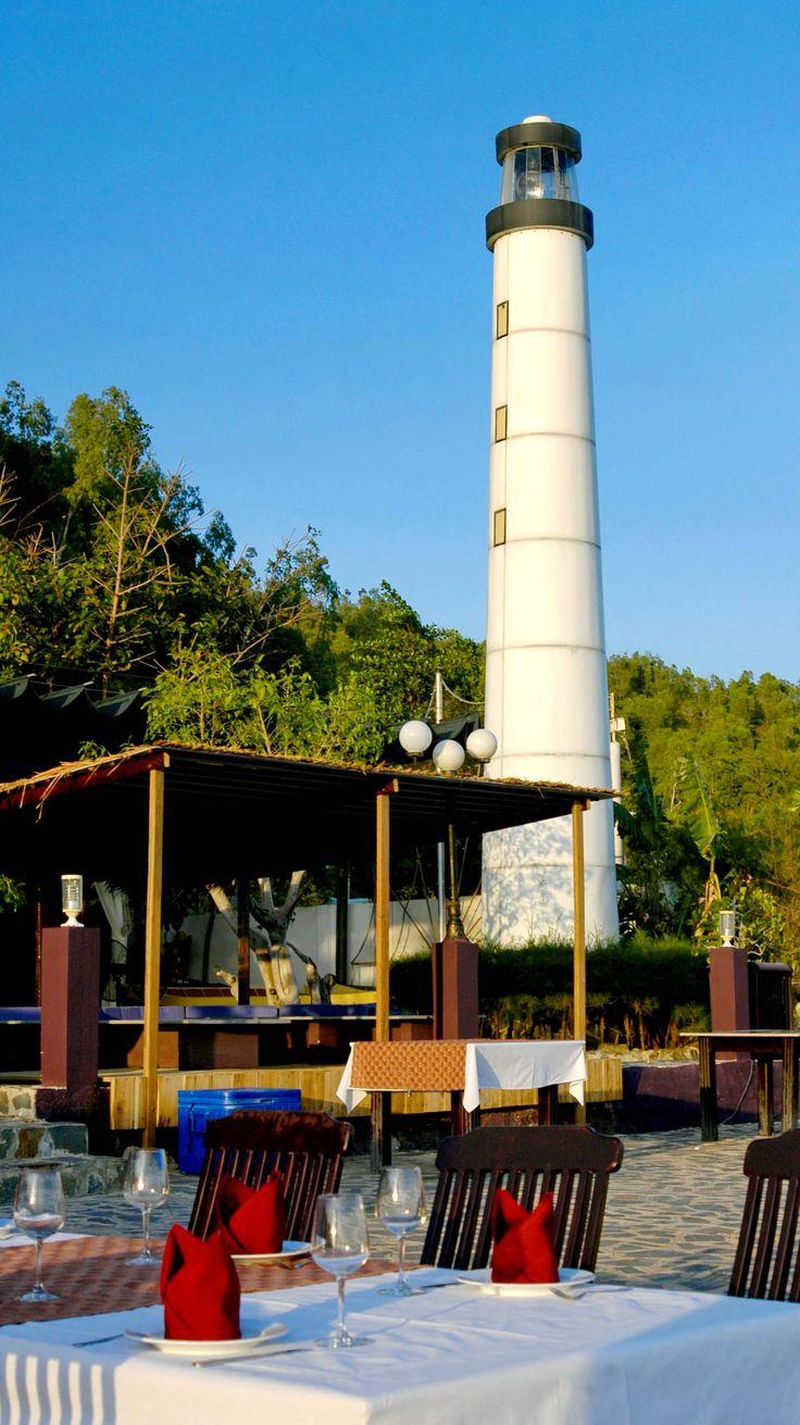 Nha Trang, Lighthouse Restaurant: Lighthouse !