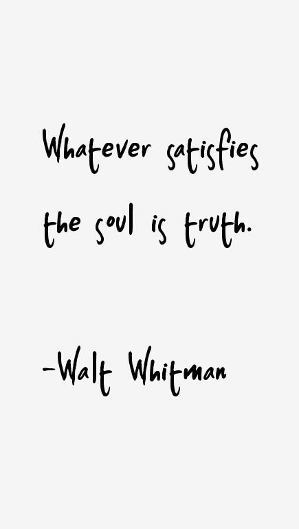 Walt Whitman Quotes & Sayings (Page 3)