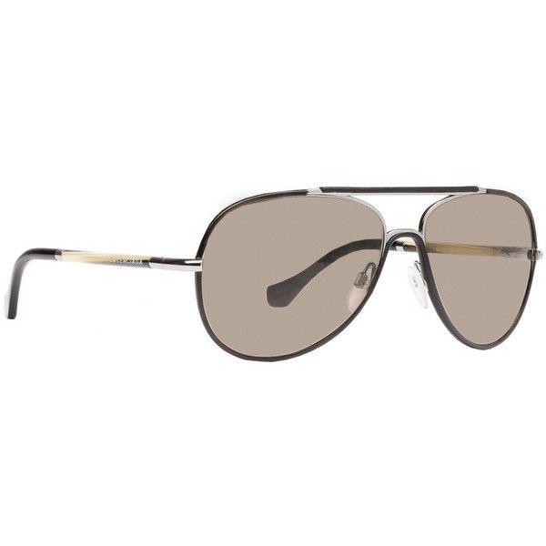 Balenciaga Sunglasses ($575) ❤ liked on Polyvore featuring accessories, eyewear, sunglasses, balenciaga glasses, balenciaga sunglasses, balenciaga eyewear and balenciaga