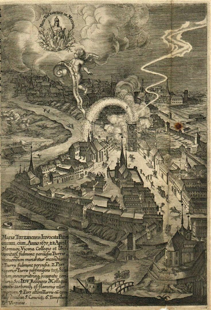 Kdy a kde vlastně vznikla Olomouc?