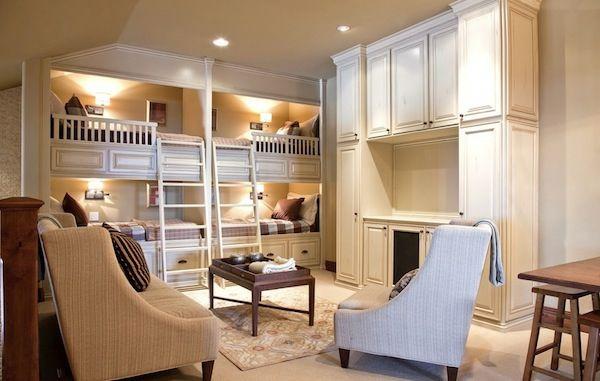 Wählen Sie das richtige Hochbett mit Treppe fürs ...