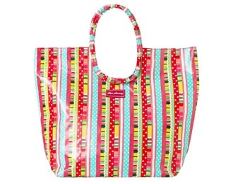 Lou Harvey - Beach Bag - Small - Ribbons