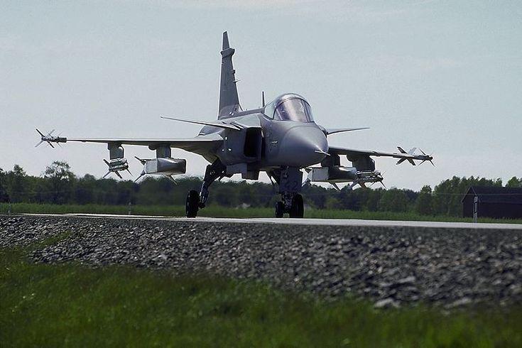 SAAB JAS 39 Gripen Swedish Air Force