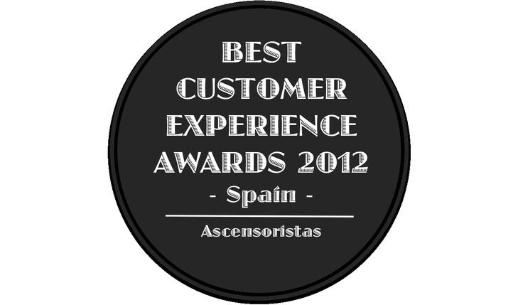 Best Customer Experience Awards, Spain 2012, Categoria Ascensoristas