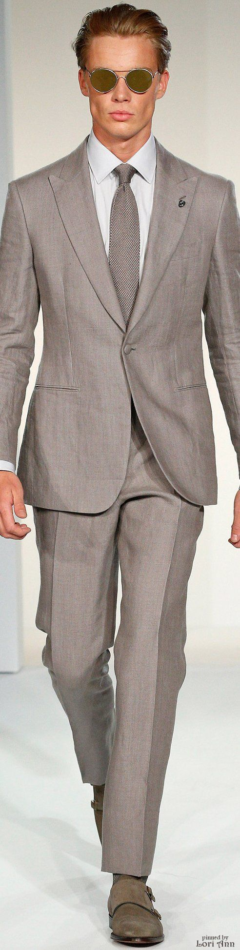 Gieves & Hawkes Spring 2015 Menswear