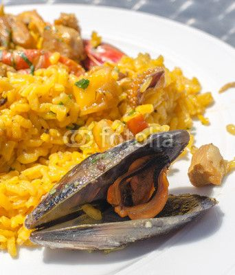 #paella #ibiza #food #riso