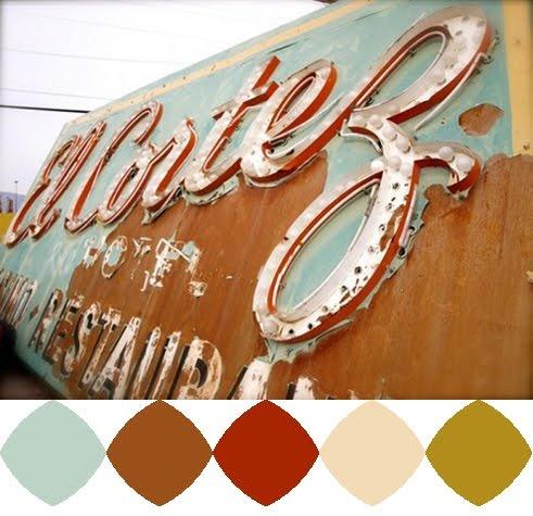 color palette :: Page 30 :: Brandi Girl Blog