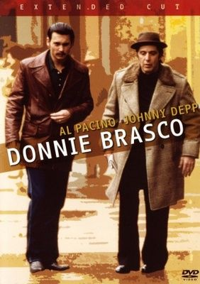 Donnie Brasco (1997) movie #poster, #tshirt, #mousepad, #movieposters2