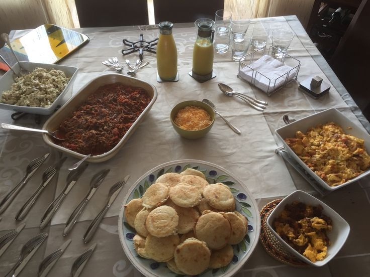 Arepas  rellenas para un buen brunch en familia. Una de las mejores herencias que me dejó vivir en Venezuela.