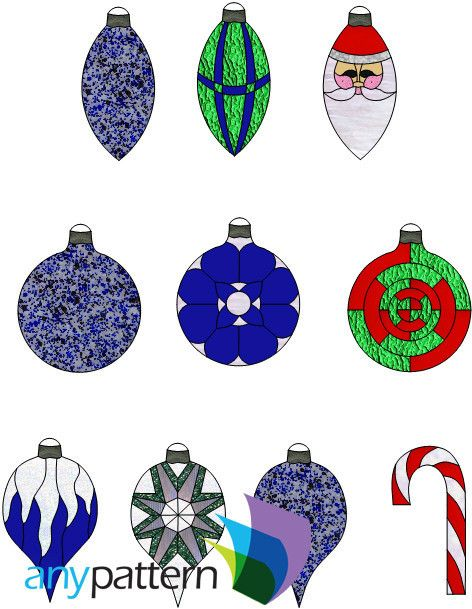 Images about christmas glass patterns on pinterest