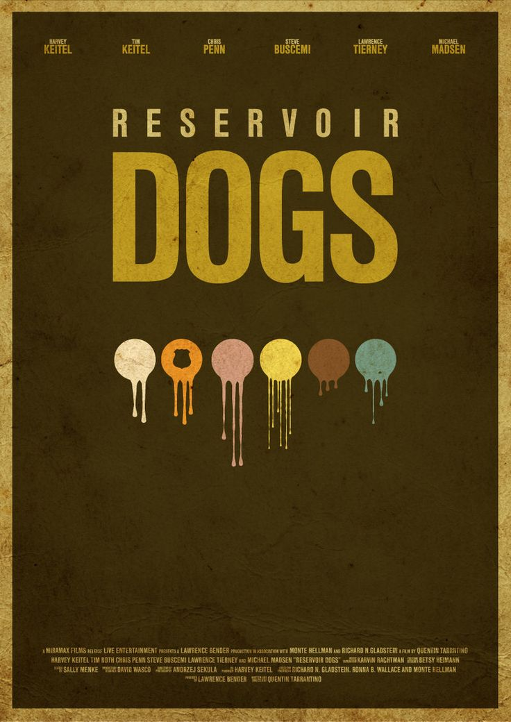 Reservoir Dogs by itsmesimon