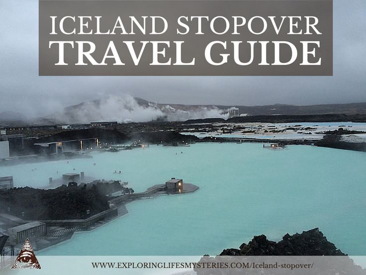 Ice, Ice Baby: A Guide to an Iceland Stopover