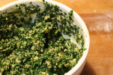 A Tasty Black Walnut Pesto Recipe to Kill Parasites - you can leave out the feta cheese if you're in the 21st day phase!