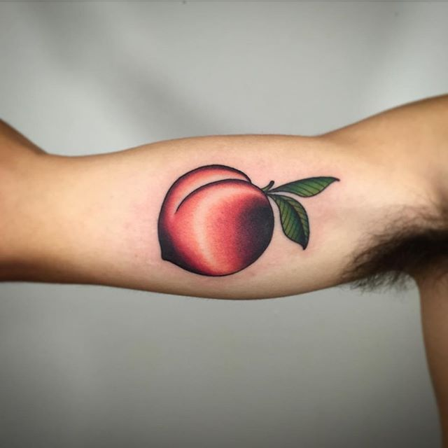 Georgia Peach by Dan Pemble.