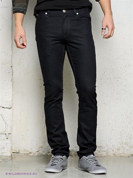 Черные узкие штаны в вологде