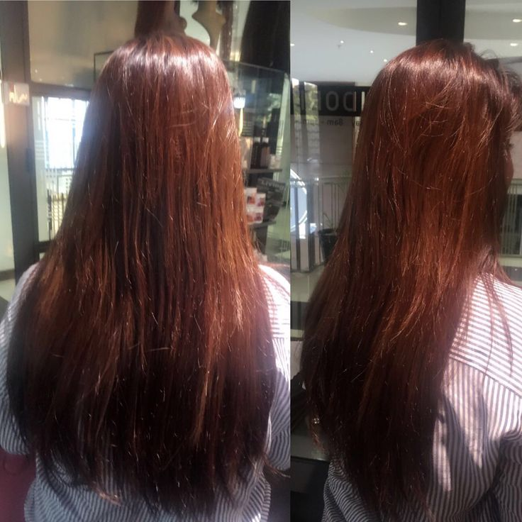 Stunning hair extensions by Carmel at Midori