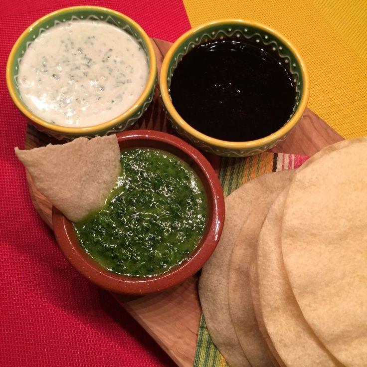 Koken met Voedselallergie - Door: Yvonne van der Brugge - #Voorgerecht, #Sauzen en smaakmakers, #Snacks, #Oosters