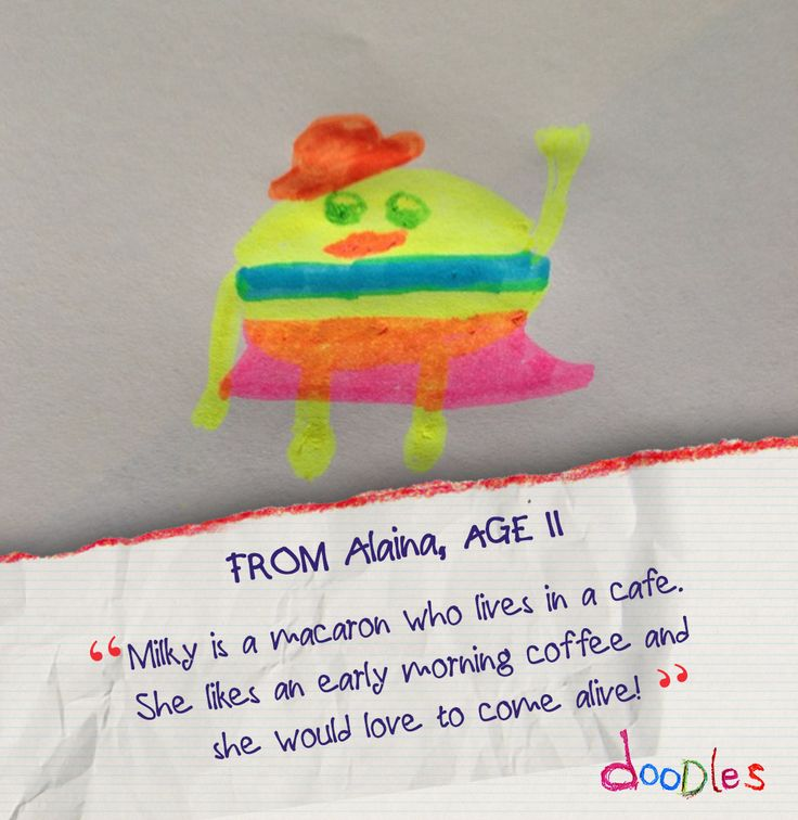 Send us your child's drawings and we will turn it into a real life movie!  https://www.facebook.com/DoodlesTv