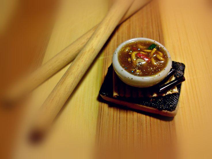noodles soup ! yam
