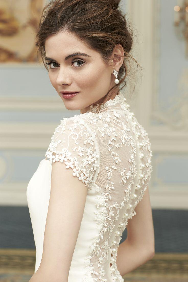 47 best sassi holford images on pinterest wedding dressses 2015 sassi holford 2015 arianna back detail buttons wedding dress sheffield vintage ombrellifo Images