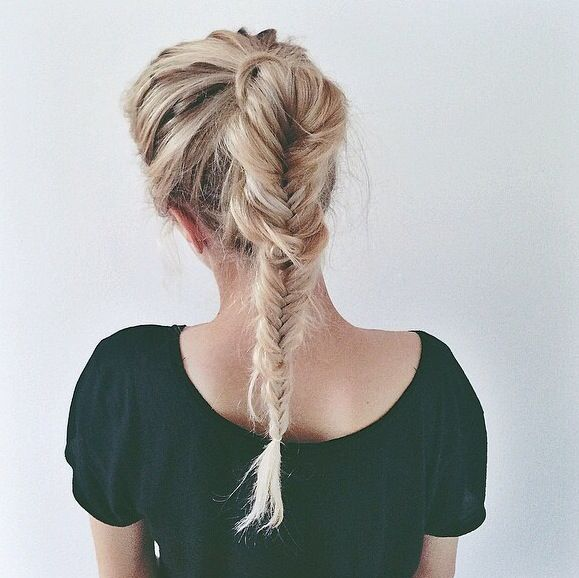 Fishtail pony
