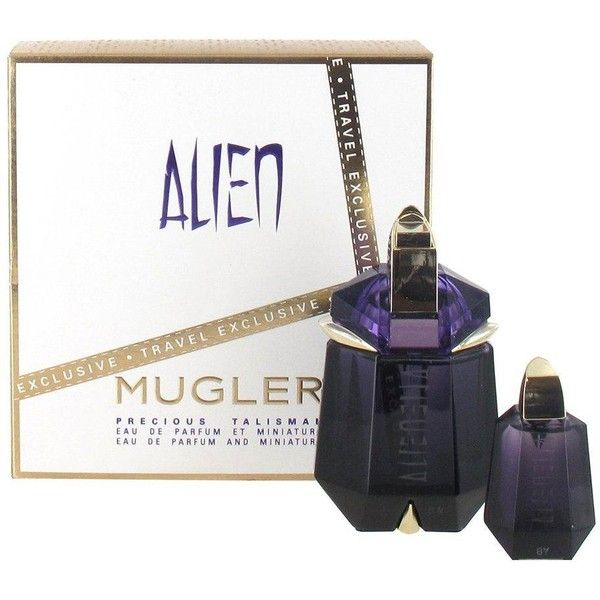 Thierry Mugler Thierry Mugler Alien 30Ml Edp/6Ml Edp (€62) ❤ liked on Polyvore featuring beauty products, fragrance, edp perfume, thierry mugler fragrances, eau de parfum perfume, thierry mugler perfume and thierry mugler