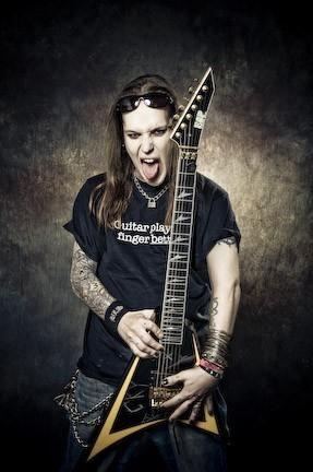Alexi Laiho (Children Of Bodom)