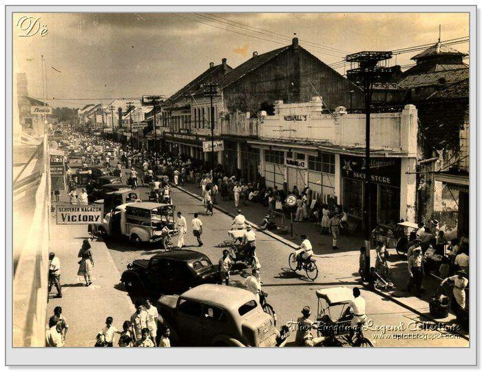 Pasar Baroe, Jakarta, 1949.